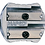 Thumbnail: Sacapuntas Maped metal doble filo x 1 u.