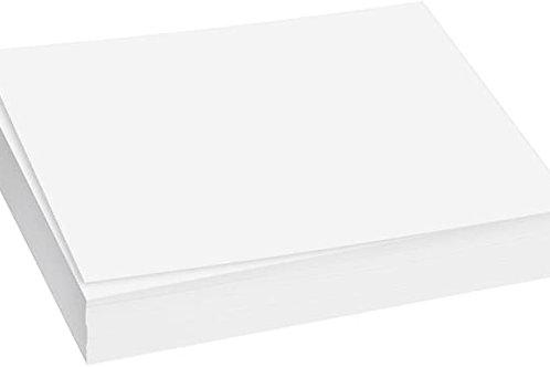 Cartulina A4 x 25 u. técnica blanca