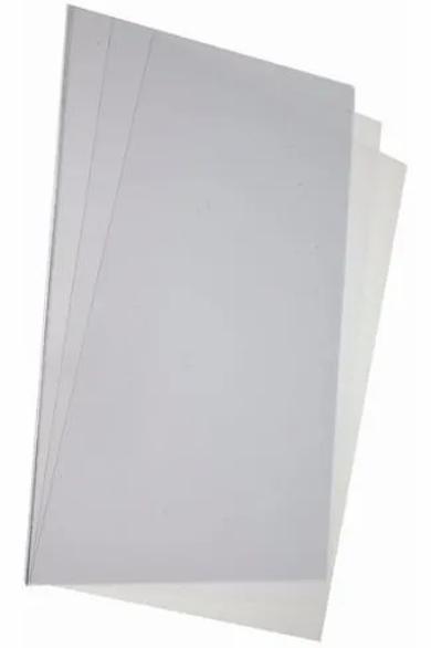 Planchas de acetato 50 x 70 cm. Self x 10 u.