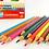 Thumbnail: Lapices de colores x 12 u. Skycolor largos