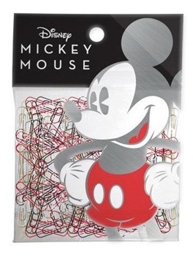 Naw Mickey paper clips 50 mm. x 25 u.
