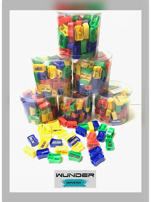 Sacapuntas Plastico Wunder x 1 u. Oferta