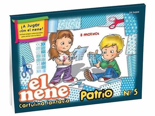 Block El Nene N°5 fantasia patrios 24 hjs