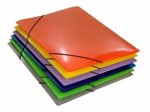 Carpeta c/ elastico 3 solapas of. Tandil plasticas