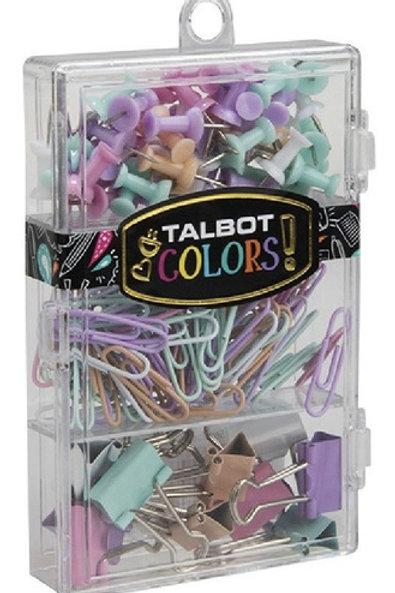 Gift box Talbot pastel 3 divisiones x 1 u.