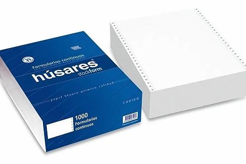 Formulario Husares Continuo 12 x 24 cm. quimico 3220