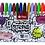 Thumbnail: Marcadores permanente  Filgo 040 x 18 u.