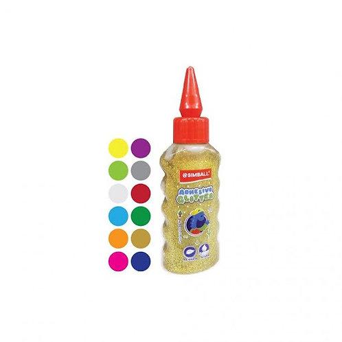 Adhesivo con brillo Simball de 36 ml.