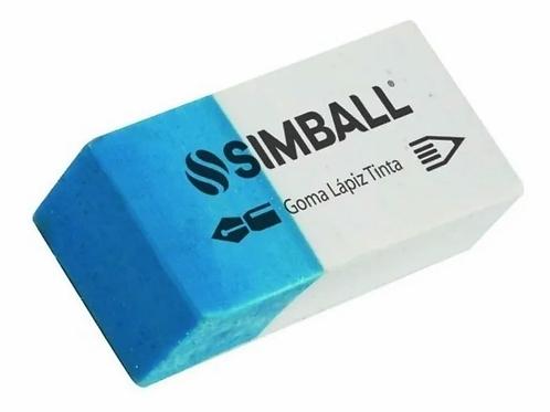 Goma de borar Simball lapiz/tinta.