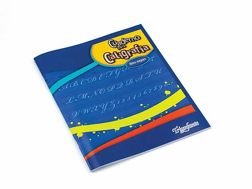 Cuaderno Triunfante caligrafia 24 hjs. x 1 u.