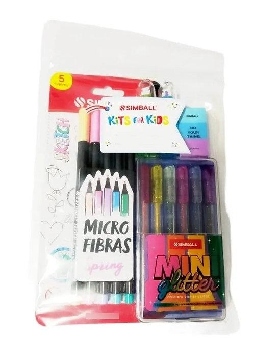 Kit Dia del Niño Simball Sketch