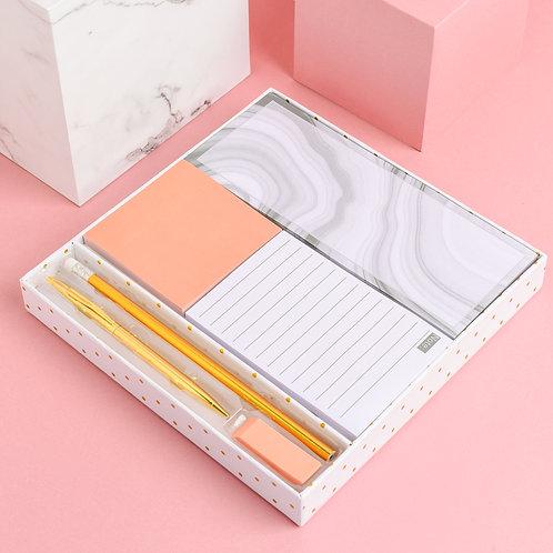 Kit set regalo FW colección Marble