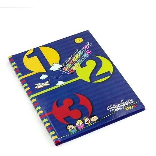Cuaderno Triunfante tapa dura x 42 hjs. Educación Inicial