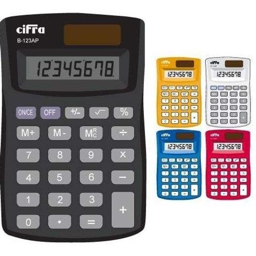 Calculadora Cifra B123A