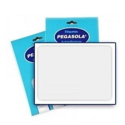 Etiqueta comersiales pegasola x 1 plancha