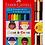 Thumbnail: Lapices de Colores Faber Castell 12+3 caras piel