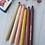 Thumbnail: Marcadores fibras Giotto Maxi Skin Tones x 6 u.