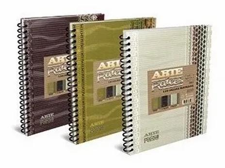 Cuadernillo 29,7 cm Arte Raices 120 hjs