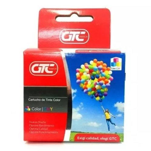 Cartucho GTC HP 22 XL Color x 1 u.  14 ML