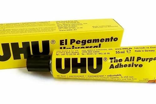 Adhesivo UHU universal 35 ml. x 1 u.