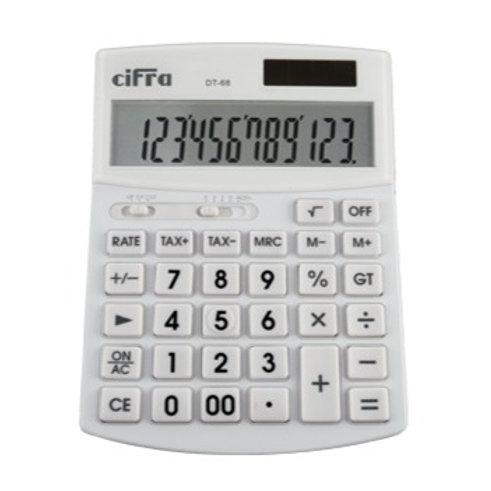 Calculadora Cifra DT-68