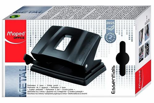 Perforadora Maped essentials 20/25 hjs. x 1 u.