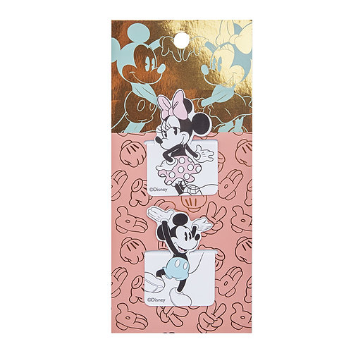 Maw Mickey&Minnie bookmarks imant x 2 u.