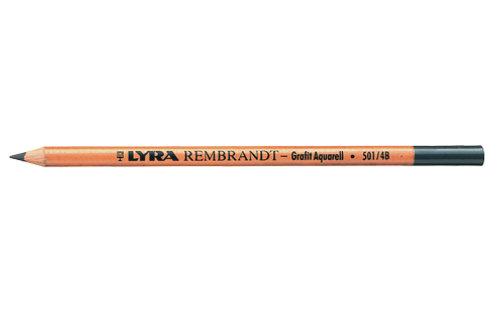 Lapiz Lyra Rembrandt acuarela 4B grafito x 1 u.