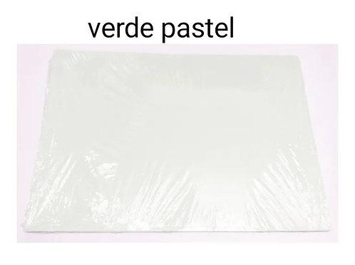 Cartulina A4 x 25 u. técnica pastel