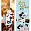 Thumbnail: Maw Mickey&Minnie jumbo paper clips