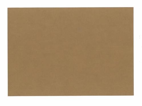 Papel madera 70 x100 cm.  x 10 u. 70 gr