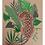 Thumbnail: Cuaderno Talbot kraft 17 x 25 cm. be wild 40 hjs. x 1 u.