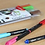 Thumbnail: Microfibra Maped bicolor 5 u - 10 colores