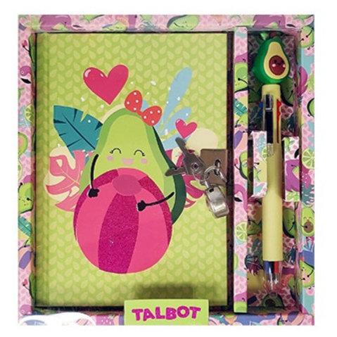Diario intimo Talbot set box caja