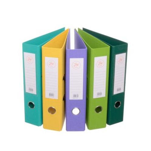 Bibliorato Oficio FW  lomo 7 color PVC