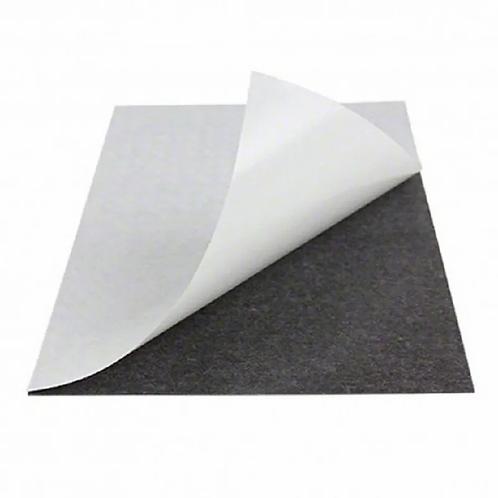 Imán plancha autoadhesiva 20 x 20 cm. s/ PVC