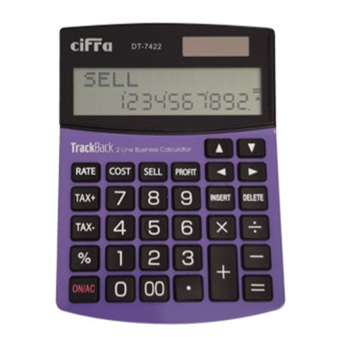 Calculadora Cifra DT- 7422