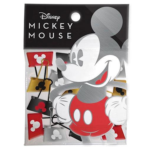 Maw Mickey binder clips 19 mm. x 12 u.