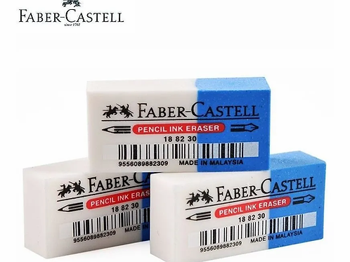 Goma Faber Castell 7082 lapiz/tinta x 1 u.