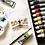 Thumbnail: Acuarelas Daler set 12 colores de 12 ml. pomo