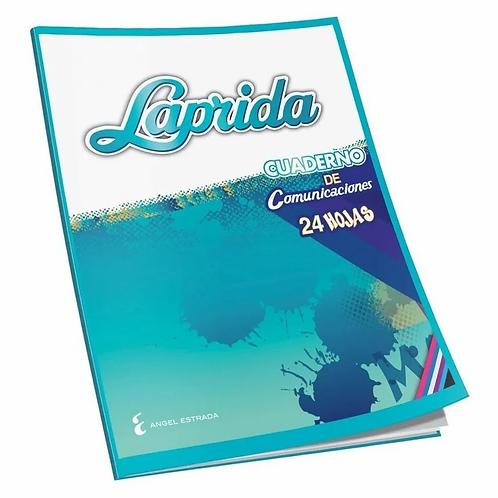 Cuaderno Laprida comunicaciones x 1 u.