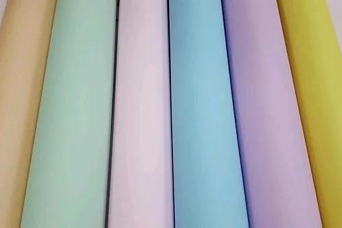 Papel afiche pastel Luma x 1 u.