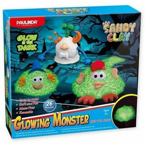 Set Paulinda Sandy Clay Gowing Monster x 1 u.