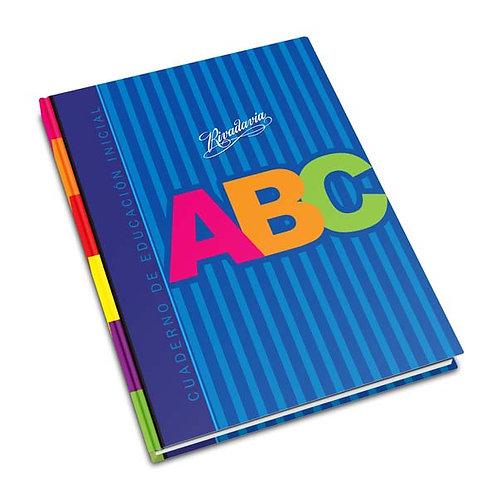 Cuaderno Rivadavia ABC educacion inicial