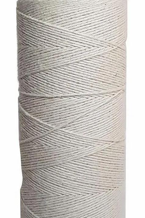 Hilo de algodón color crudo 250 gr. x 1 u.