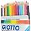 Thumbnail: Lapices de Colores Giotto acuarelables x 24 c.
