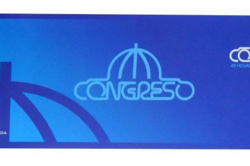 Talonario pagare Congreso sin protesto x 1 u.