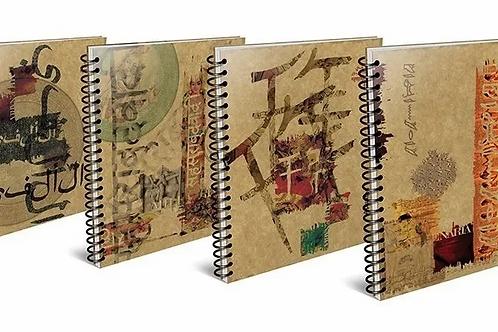 Cuaderno universitario Milenaria 29,7 80 hjs. x 1 u.