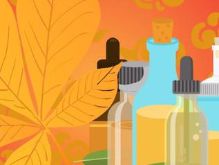 Les ateliers holistiques de Shanti bien-être : énergétique chinoise & aromathérapie automnale -