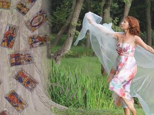 Journées découverte: «la Magie de se connecter à Soi par le Tarot d'Éveil et la Danse Évolutive»